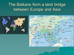 THE WESTERN BALKANS AND THE REVENGE OF HISTORY