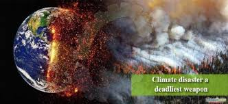 DISASTER ALLEY – CLIMATE CHANGE CONFLICT AND RISK