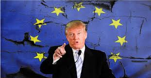 EUROPE NOT TRUMP IS THE PROBLEM