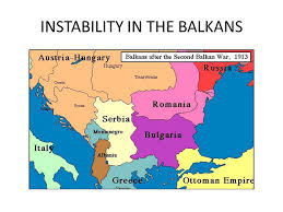 INTELLIGENCE AND BALKAN INSTABILITY: REPEATING THE PAST OR MOVING IN A NEW DIRECTION?