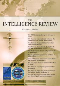THE CHANTICLEER INTELLIGENCE BRIEF (CIB) AND EUROPEAN INTELLIGENCE ACADEMY (EIA) PUBLISHED THE INTELLIGENCE REVIEW