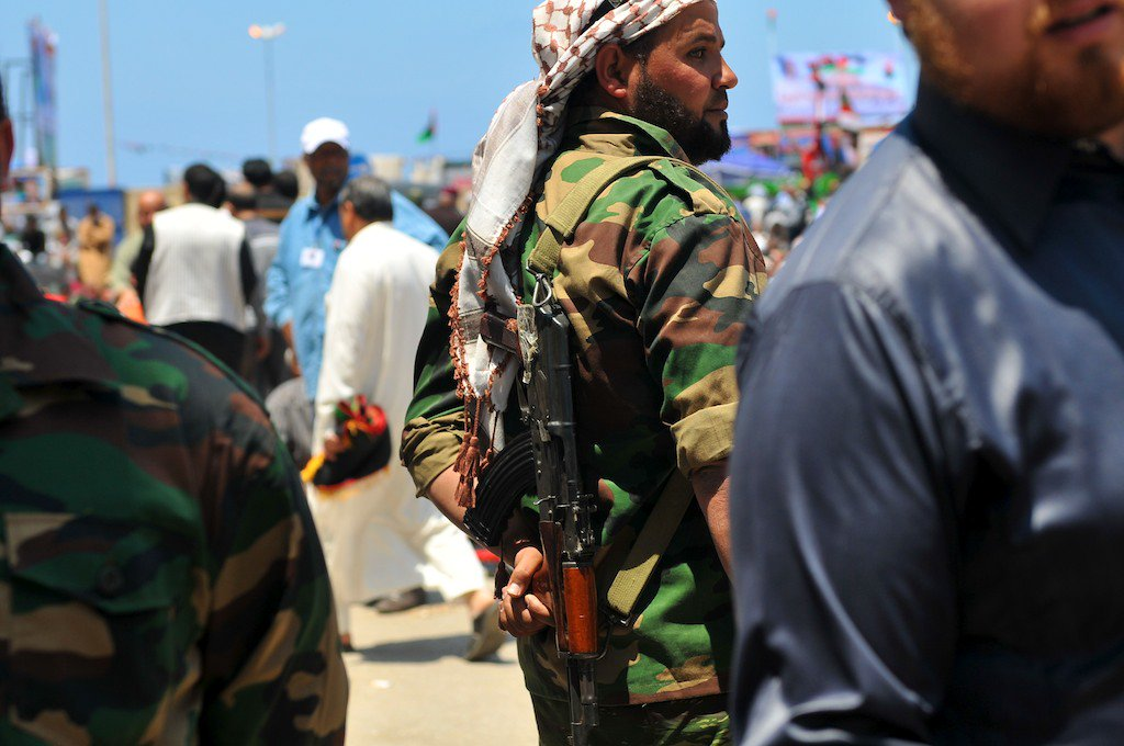 Libya and the New Axis of Terror: Reshaping the Security Theater in MENA and Europe
