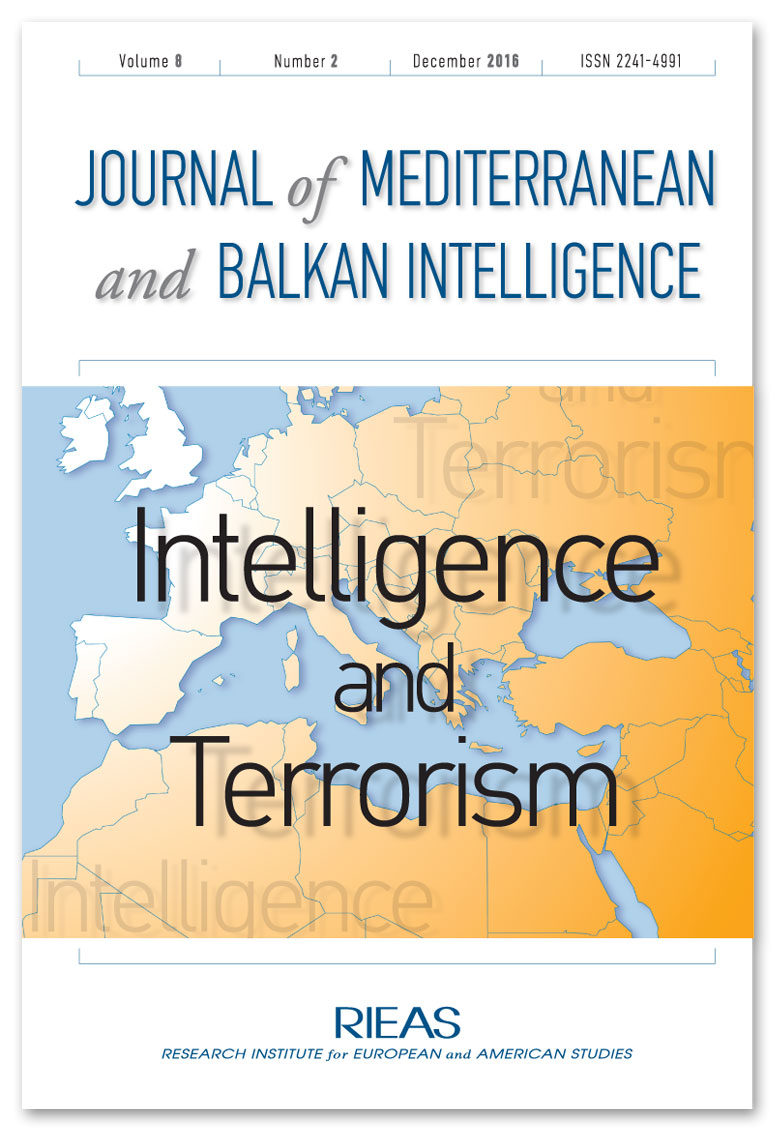 INTELLIGENCE AND TERRORISM