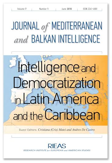 INTELLIGENCE AND DEMOCRATIZATION IN LATIN AMERICA AND THE CARIBBEAN