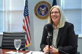 """A Conversation with Sue Gordon, Former Principal Deputy Director of National Intelligence"""