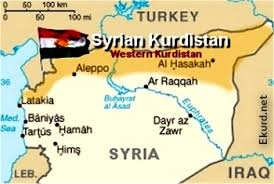 THE SYRIAN KURDS: THE OUTSIDER IN THE SYRIAN WAR