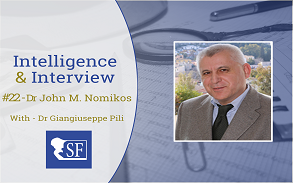 John M Nomikos  – An Interview -  Greek Intelligence and RIEAS