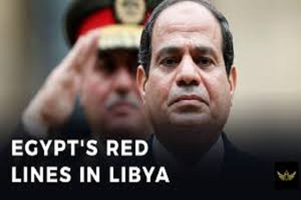 "Egypt's ""Red Lines"" in Libya"